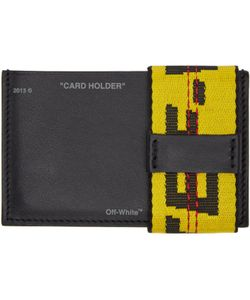 Off-White | Leather Card Holder