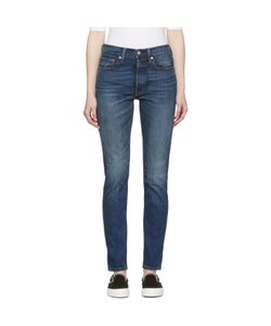 Levis | 501 Skinny Jeans