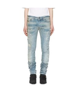 Diesel Black Gold | Distressed Sexy Jeans