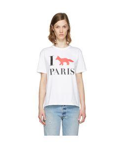 Maison Kitsuné   I Fox Paris T-Shirt