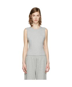 T by Alexander Wang | Open Back Twist Tank Top