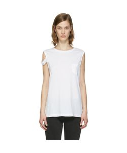 Helmut Lang | Strappy T-Shirt