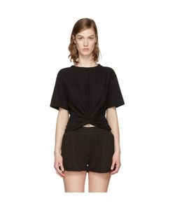 T by Alexander Wang | Front Twist T-Shirt
