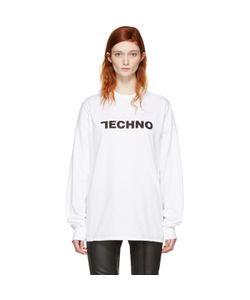 Alyx | Techno Long Sleeve T-Shirt