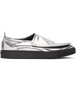 Comme Des Garçons Homme Plus | Velcro Sneakers