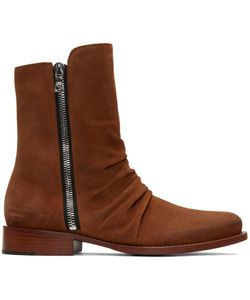 Amiri | Suede Stack Boots