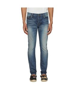 Saint Laurent | Low Waisted Skinny Jeans