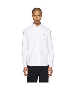 Maison Kitsuné   Fox Patch Shirt