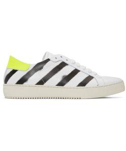 Off-White | Spray Diagonal Sneakers