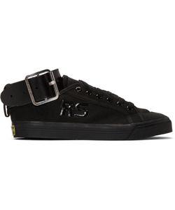 Raf Simons | Adidas Originals Edition Spirit Buckle Sneakers