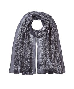 Marc by Marc Jacobs x Disney | Printed Scarf With Silk Gr. One Size