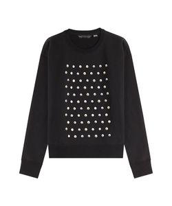 Marc by Marc Jacobs x Disney | Googley Eye Embellished Cotton Sweatshirt Gr. M