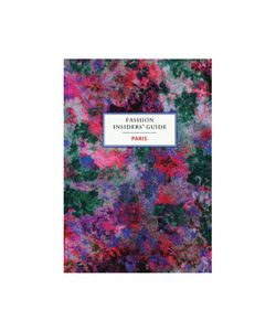 Abrams | The Fashion Insiders Guide To Paris Book By Carole Sabas Gr. One Size