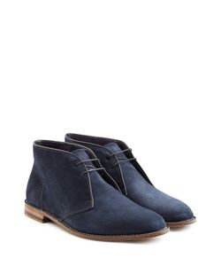 Ludwig Reiter | Suede Ankle Boots Gr. 7