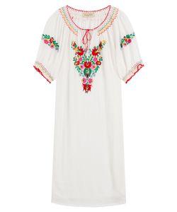Muzungu Sisters | Embroidered Cotton Dress Gr. M