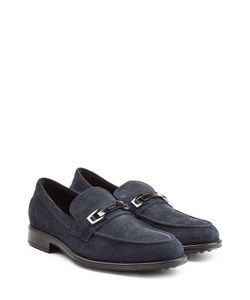 Tods   Suede Loafers Gr. Uk 95