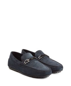 Tods   Suede Loafers Gr. Uk 85