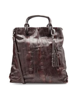 Henry Beguelin | Leather Tote With Embellished Tassel Gr. One Size