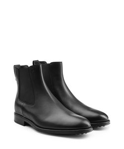 Tods   Leather Chelsea Boots Gr. Uk 7