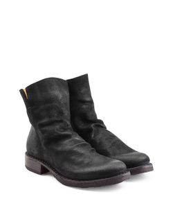 Fiorentini & Baker | Distressed Sueded Ankle Boots Gr. It 41