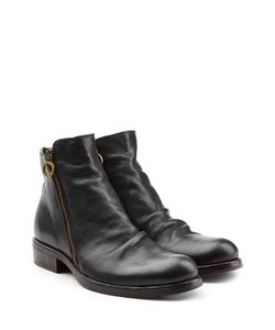 Fiorentini & Baker | Leather Ankle Boots With Zip Gr. Eu 40