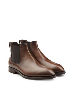 Tods   Leather Chelsea Boots Gr. Uk 6