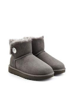 UGG Australia | Mini Bailey Bling Boots With Swarovski Crystal Gr. Us 8