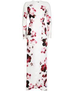 Elie Saab | Printed Silk Blend Gown Gr. Fr 36