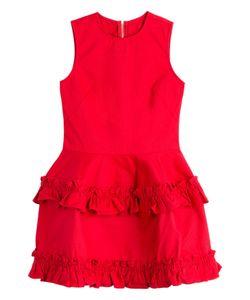 J Brand x Simone Rocha | Denim Dress With Frill Gr. Xs