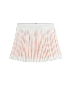 Vanessa Bruno Athé | Pleated Mini Skirt Gr. Fr 38