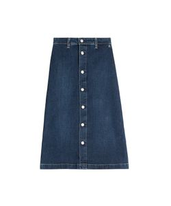 Alexa Chung for AG | Cool Denim Skirt Gr. 25
