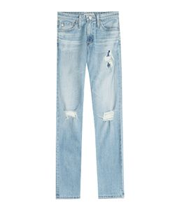 Alexa Chung for AG | Sabine Distressed Jeans Gr. 27