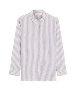 Vanessa Bruno Athé | Striped Cotton Shirt Gr. Fr 36