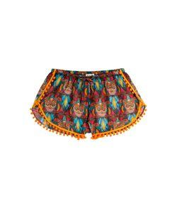 Paolita | Printed Cotton Shorts Gr. M