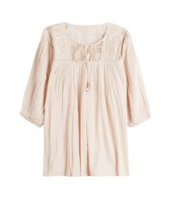 Florabella | Embroidered Cotton Blouse Gr. M