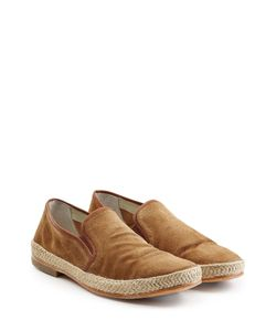 N.d.c. | Suede Loafers With Straw Midsole Gr. Eu 44