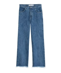 Sandy Liang   Cropped Jeans Gr. Fr 38