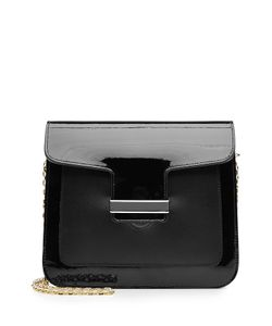 Vanessa Seward | Patent Leather Shoulder Bag Gr. One Size
