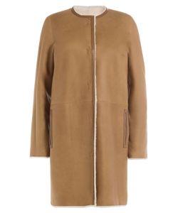 Yves Salomon | Reversible Sheepskin Coat Gr. Fr 36