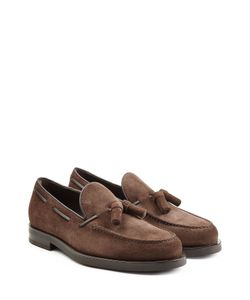 Tods   Suede Loafers Gr. Uk 9