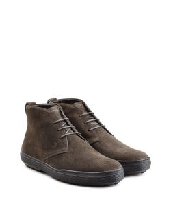 Tods   Suede Ankle Boots Gr. Uk 7.5