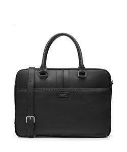 Tods   Leather Briefcase Gr. One Size