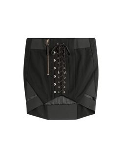 Anthony Vaccarello | Cotton Corset Skirt Gr. Fr 36