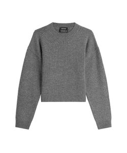 Anthony Vaccarello | Wool Pullover Gr. S