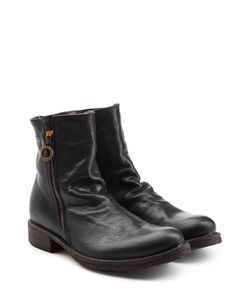 Fiorentini & Baker | Leather Ankle Boots With Zip Gr. Eu 44