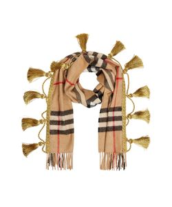 Burberry Shoes & Accessories | Cashmere Scarf With Tassels Gr. One Size