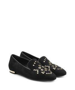 Burberry Shoes & Accessories | Embellished Suede Slippers Gr. Eu 38.5