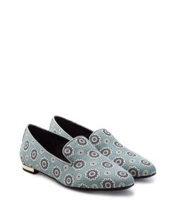 Burberry Shoes & Accessories | Printed Fabric Slip-Ons Gr. Eu 37