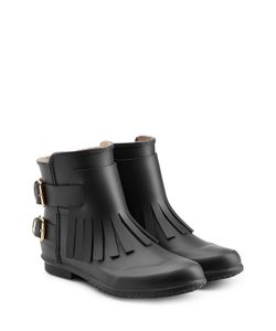 Burberry Shoes & Accessories | Rain Boots With Fringing Gr. Eu 37