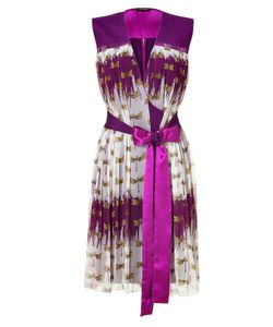 Sophie Theallet | Deep Orchid Dragonfly Dress For Gr. 38